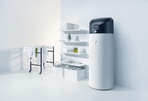 Boiler in pompa di calore soluzioni energetiche eusolar varese busto arsizio legnano milano - Scaldabagno con pompa di calore ...